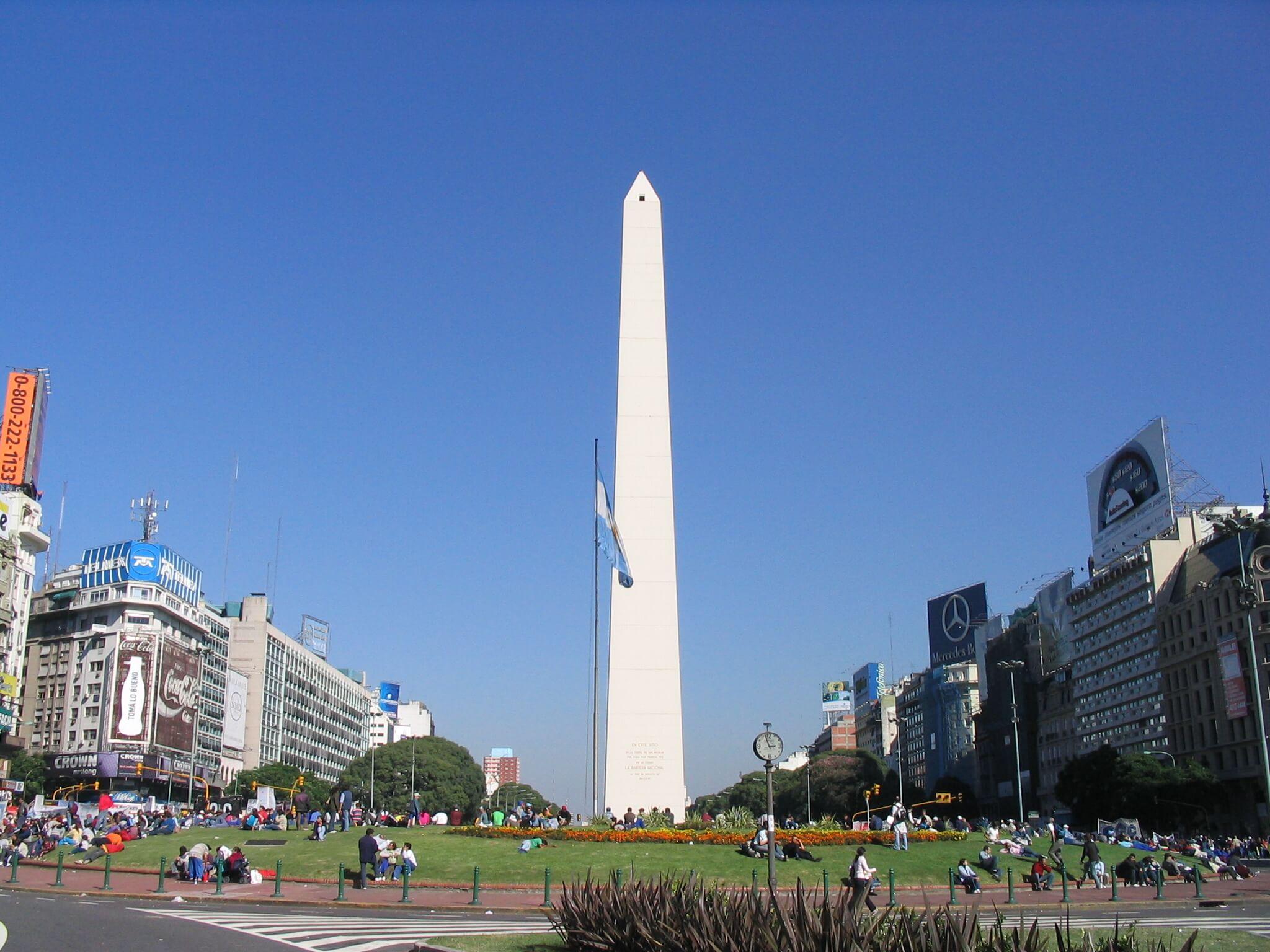 Dicas buenos aires aguiar buenos aires for Obelisco buenos aires